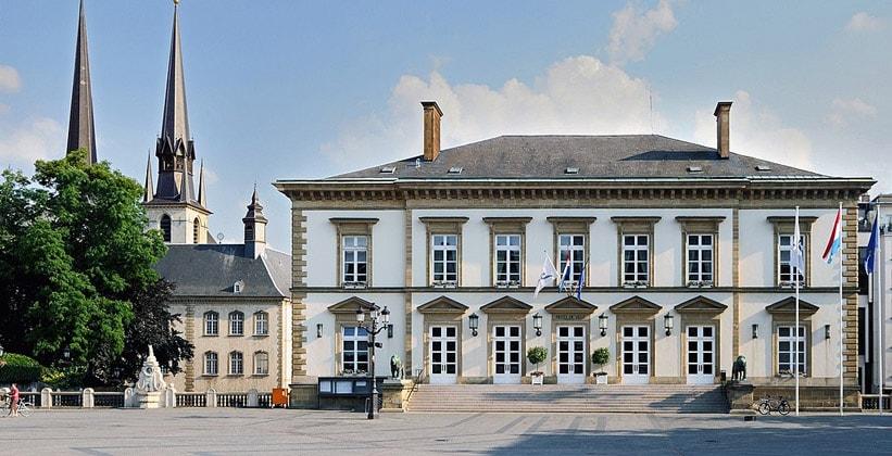 Ратуша города Люксембург