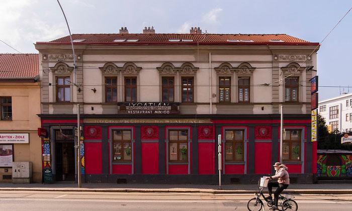 Ресторан «Ixcatlan» (Пльзень)
