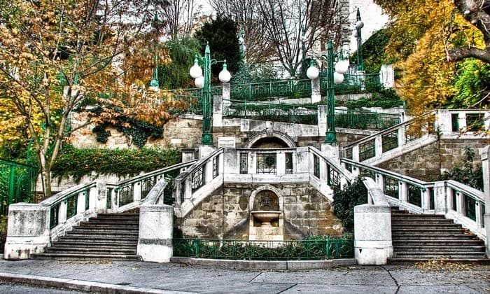 Штрудльхофские лестницы в Вене