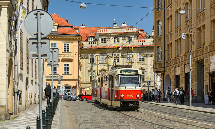Советский трамвай (Прага)