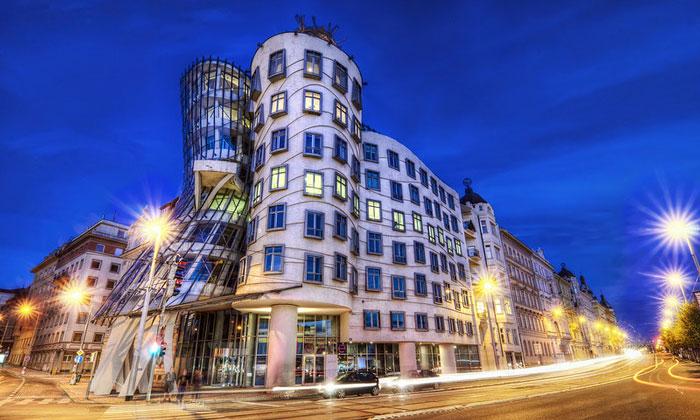 Танцующий дом (Прага)