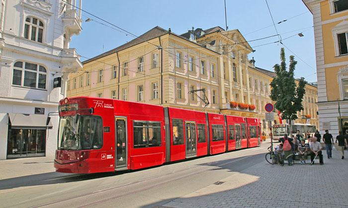Городской трамвай (Инсбрук)