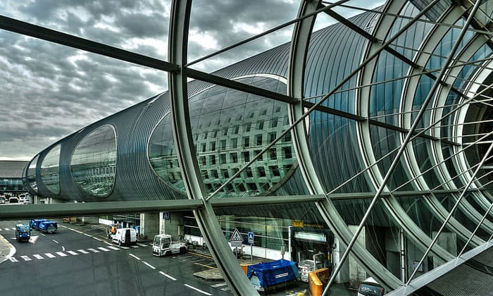 Аэропорт Руасси (Терминал 2E) в Париже