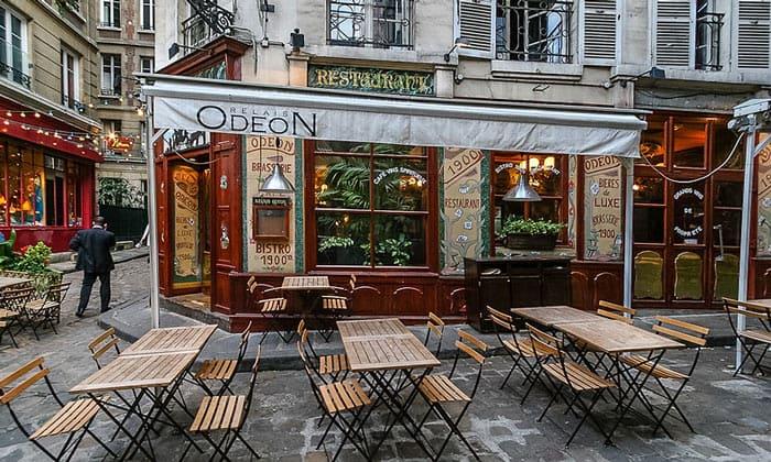 Бистро Relais Odeon в Париже