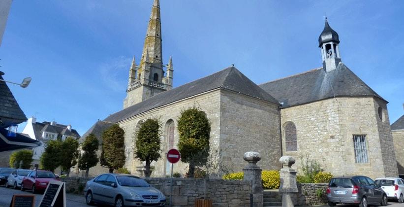 Церковь Карнака (Франция)