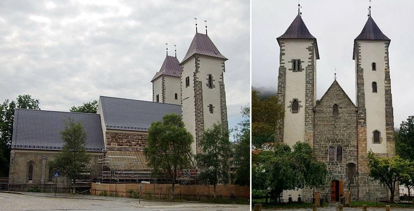 Церковь Святой Марии в Бергене (Норвегия)