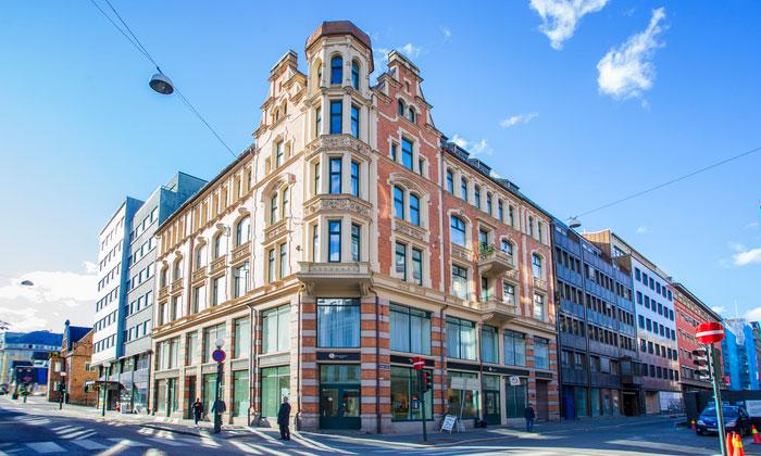 Хостел Saga Central в Осло