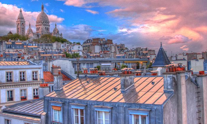 Исторический Монмартр