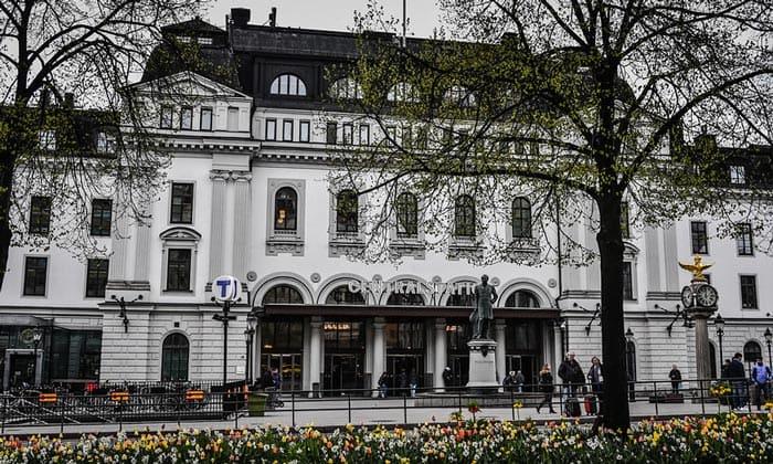 Центральный железнодорожный вокзал Стокгольма