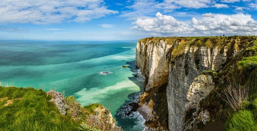 Красоты Нормандии