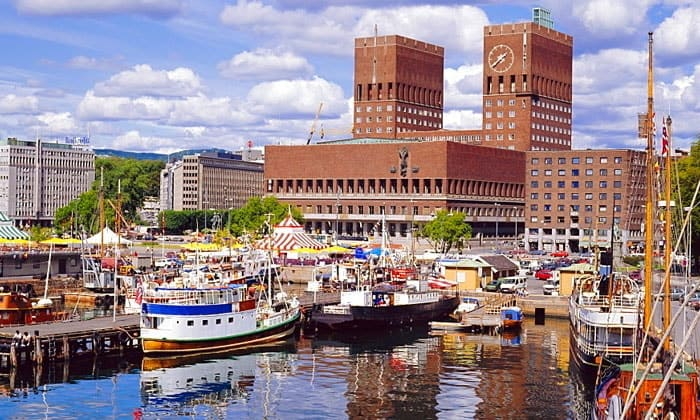 Красоты Осло