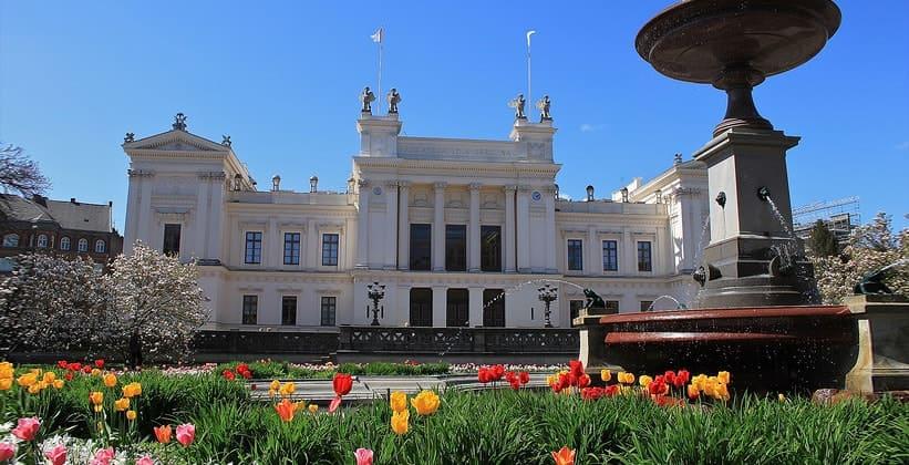 Лундский университет в Швеции
