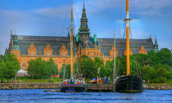 Музей северных стран в Стокгольме