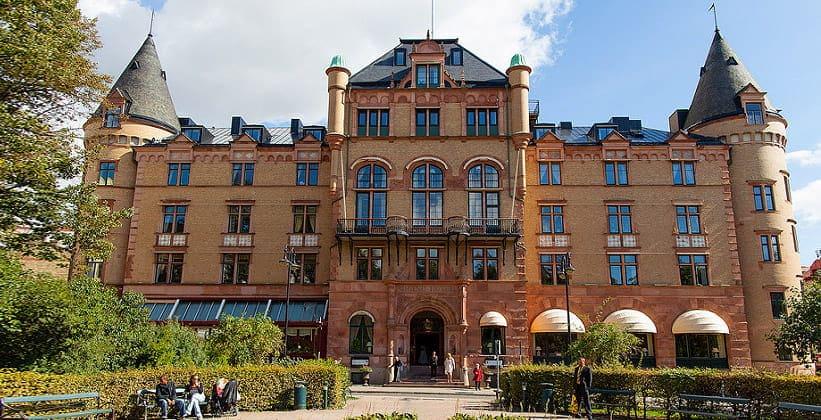 Отель Grand в городе Лунд