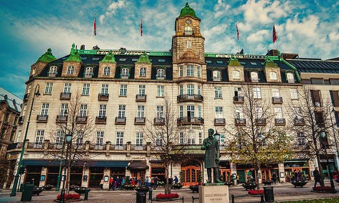 Гранд-отель в Осло