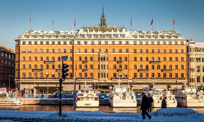 Гранд-отель в Стокгольме