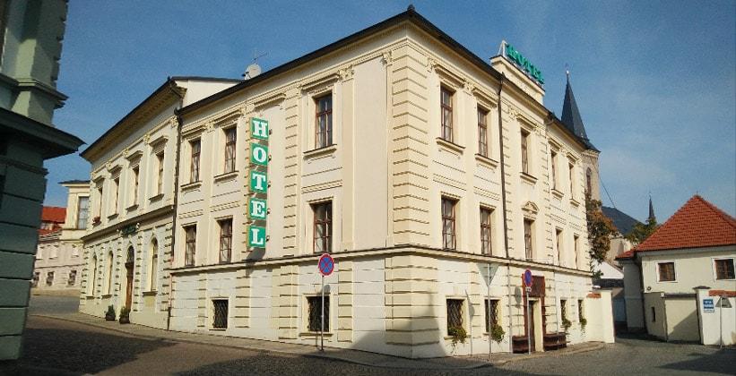 Отель Zlata Stoupa в городе Кутна Гора (Чехия)
