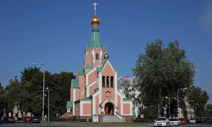 Православная церковь Оломоуца