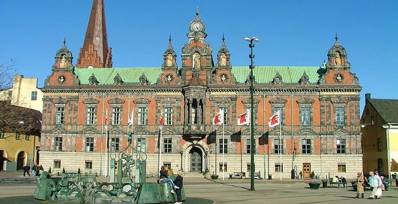 Ратуша города Мальмё