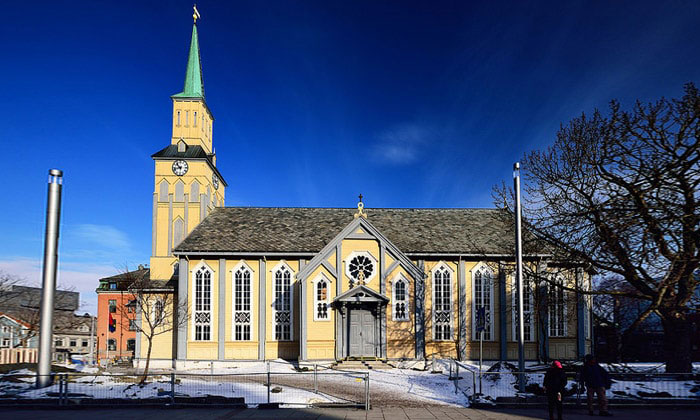 Кафедральный собор Тромсё