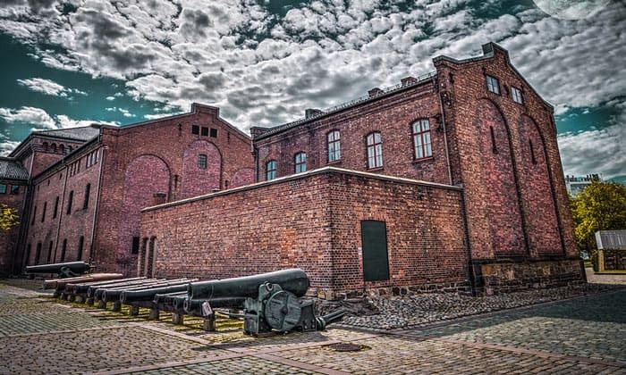 Музей вооружённых сил Норвегии в Осло
