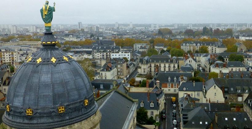 Город Тур во Франции