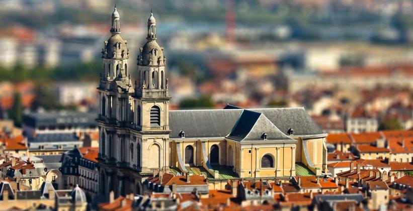 Кафедральный собор Нанси (Франция)