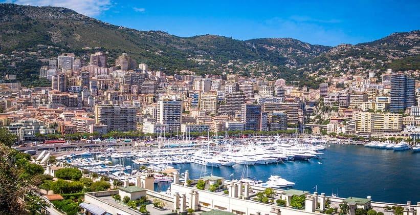 Карликовое государство Монако
