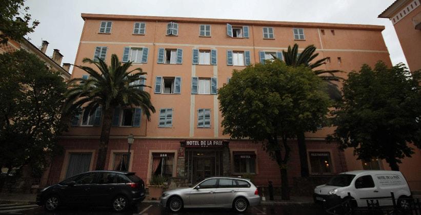 Отель De La Paix Corte в Корте (Франция)