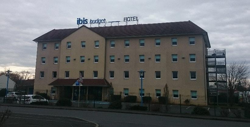 Отель Ibis Budget в городе Бержерак (Франция)