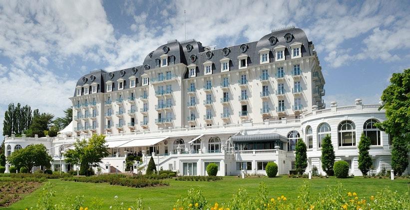Отель Imperial в городе Анси (Франция)