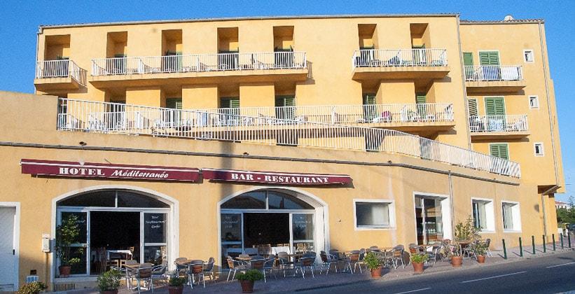 Отель Mediterranee в городе Кальви (Франция)