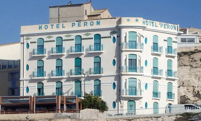 Отель Peron в Марселе