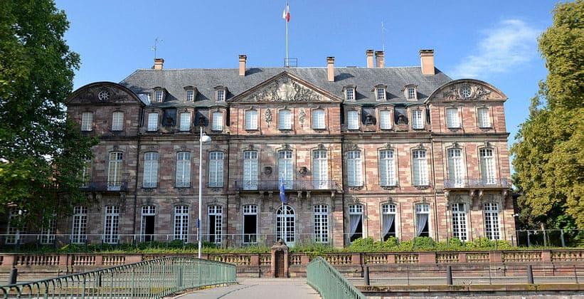 Ратуша Страсбурга
