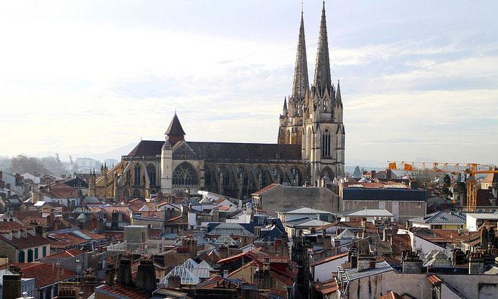 Кафедральный собор Байонны