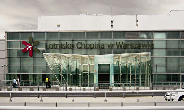 Международный аэропорт Варшавы
