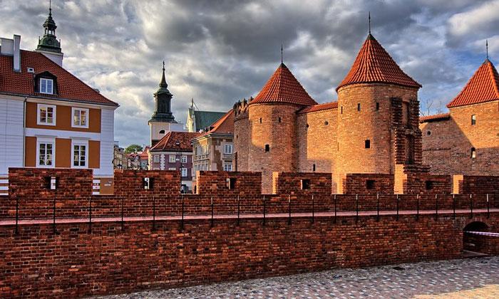 Архитектура Варшавы