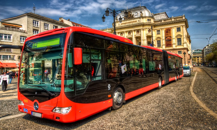 Муниципальный автобус (Братислава)