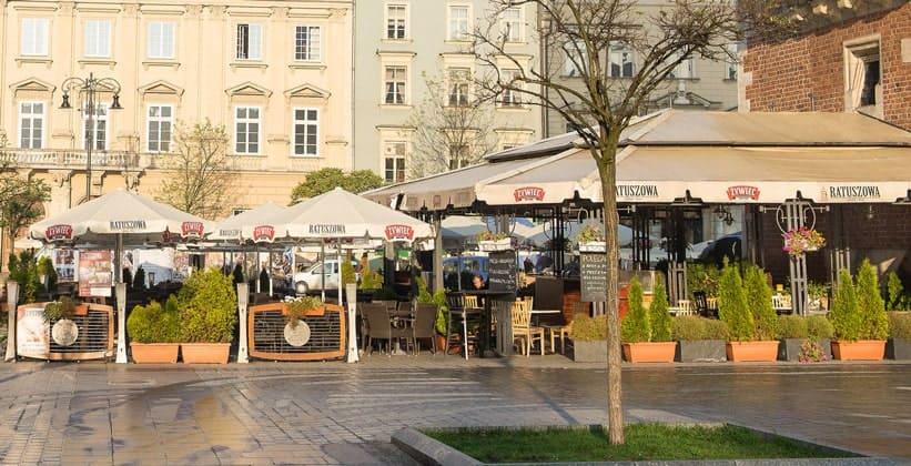 Бар Batuszova в Кракове (Польша)