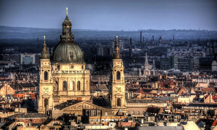 Базилика Святого Стефана в Будапеште