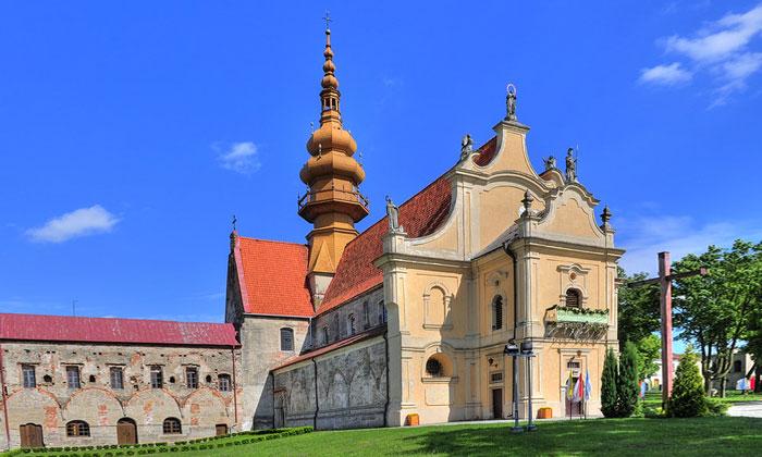 Церковь Флориана (Копшивница)