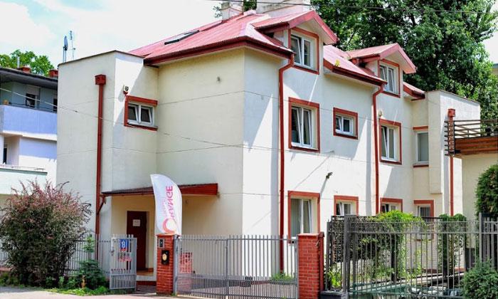 Хостел Orange в Варшаве
