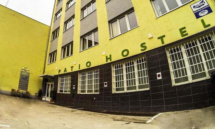 Хостел Patio в Братиславе