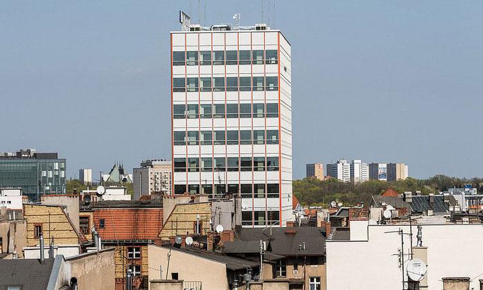 Отель Altus в городе Познань