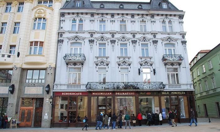 Кафе «Maximilian» (Братислава)