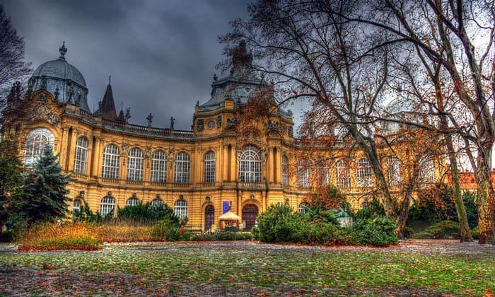 Музей сельского хозяйства Венгрии в Будапеште
