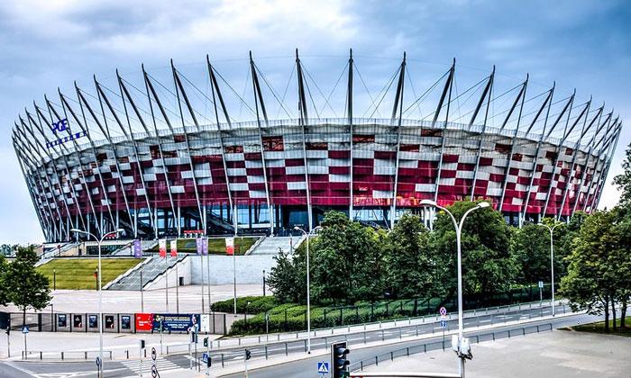 Национальный стадион Варшавы