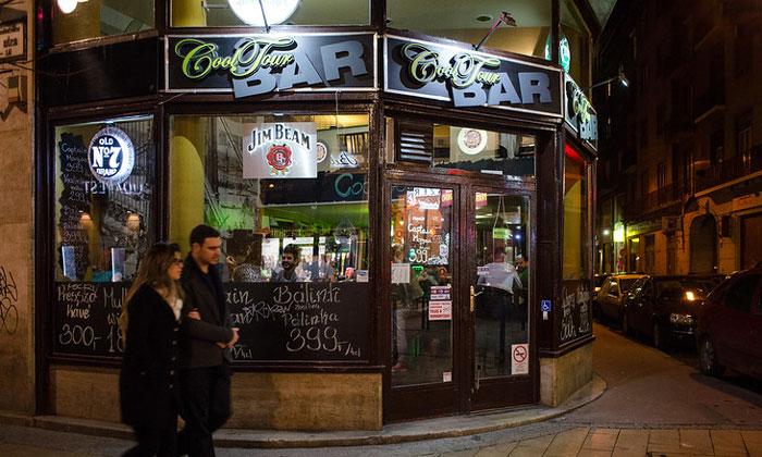 Ночной бар Cool Tour в Будапеште