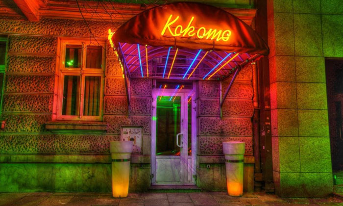 Ночной клуб Xxone в Варшаве