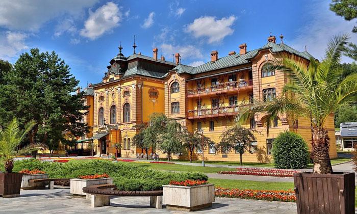 Отель «Astoria» (Бардеёв)